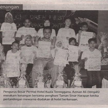 Sinar Harian  23 March 2011