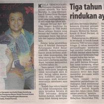 Berita Harian  22 March