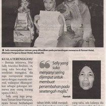 Sinar Harian  25 March 2011
