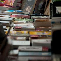 La librairie du centre, Zones Théâtrales - Photographe: Marianne Duval