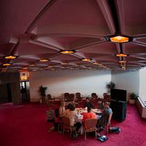Travaille de table des transatlantiques, Zones Théâtrales - Photographe: Marianne Duval