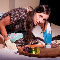 La maculée, Zones Théâtrales - Photographe: Marianne Duval