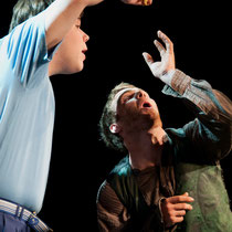 Les z'aventures de zozote - Théâtre de Dehors- Photo Théâtre Marianne Duval