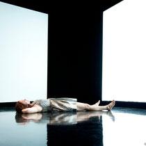 Magali Lemèle - Je n'y suis plus - Théâtre français du CNA - Photo Marianne Duval