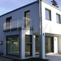 2 Neubau DHH Bauhaus-Stil, München Waldtrudering