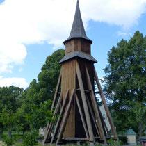 Glockenturm aus Holz