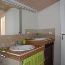 Location Beaulieu à Noirmoutier-en-l'île - Salle d'eau