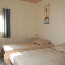 Location Beaulieu à Noirmoutier-en-l'île - Chambre Phares et balises