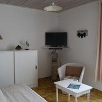 Location Le Cob au Vieil - Salon