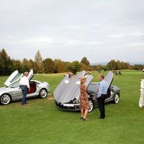 Golfveranstaltung, Golf Event, S1 Event, Kundeverstaltung Golf