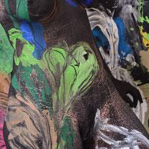 -1-S&R-Peinture sur corps-Photographie sur toile ou Plexiglas- 50x70-Ed limitée  10 exemplaires
