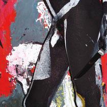 -2-B-Peinture sur corps-Photographie sur toile ou Plexiglas- 50x70-Ed limitée  10 exemplaires