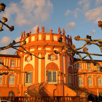 Wiesbaden Biebricher Schloss    Foto V.Shkarovskaya