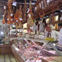 L'intérieur du magasin de Bayonne