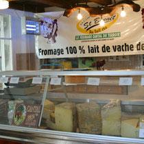 Magasin - Crédit photos : www.fromages-aop-auvergne.com