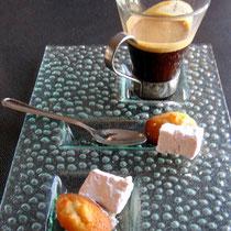 Café & ses mignardises