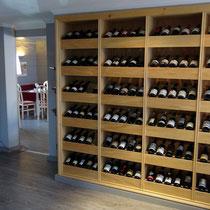 La réserve de vins