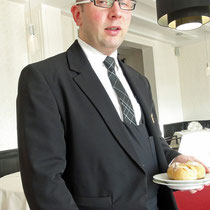 Charles Guyon, le sommelier