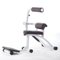 W-Move Trainingszirkel: Bauch / Rücken - ohne Patient