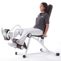 W-Move Trainingszirkel: Beinstrecker / Beinbeuger
