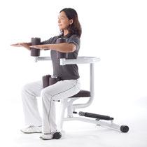 W-Move Trainingszirkel: Twisting