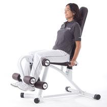 W-Move Trainingszirkel: Beinstrecker / Beinbeuger