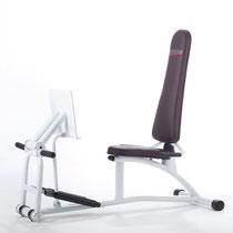 W-Move Trainingszirkel: Beinpresse - ohne Patient
