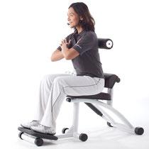 W-Move Trainingszirkel: Rückenstrecker
