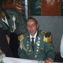 "2001 - Schützenkönig Axel ""Thanner"" Schulz"