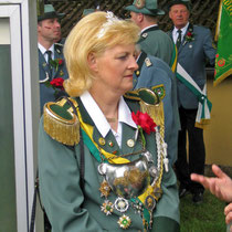 Schützenkönigin 2005 - Christiane Gräf