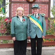 2013 - Kronprinz Peter Schulten mit Gattin Christiane