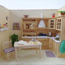 Roombox cucina (cm 30x18x24) 1/7