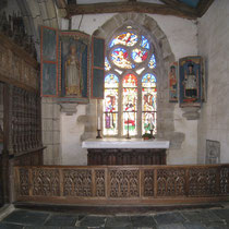 Chapelle de Saint-Herbot, Plonevez-du-Faou