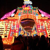Wunderschön :) Aber wie überall in China: Überfüllt!