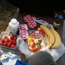 Picknick im Park mit der Beschten :D