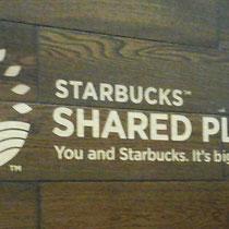 Im Starbucks... Wie wahr wie wahr :P