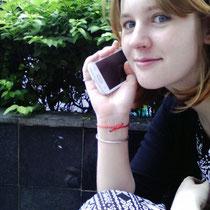 Ich beim... ja was eigentlich? ... ähm Telefonieren/mir das Handy ans Ohr halten :P