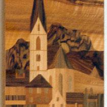 Stadt Baden 68 x 23 cm