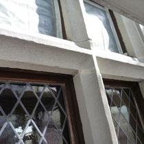 Gotische Fenstereinfassungen, Bankgurte, Türeinfassungen, Ritterhaus Bubikon