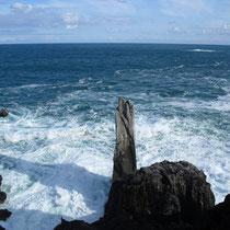 「海」 宮城県気仙沼市唐桑半島巨釜から見る太平洋