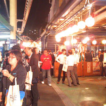 茨城をたべよう弁当&あんこうどぶ汁をつまみに、茨城県の蔵元28社の170銘柄のお酒を楽しんでいただきました。