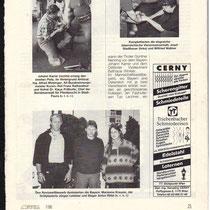 Hufschmiedewettbewerb Wels 1996