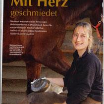 """Aus """"ein Herz für Tiere"""" Februar 2013 Seite 1"""