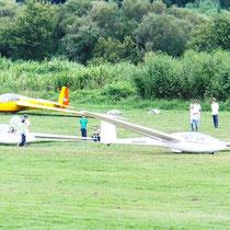Menuma Glider Runway