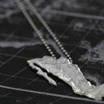 Mexico necklace (silver)