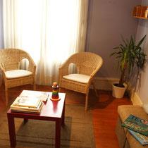 Sala de espera Bregma vigo