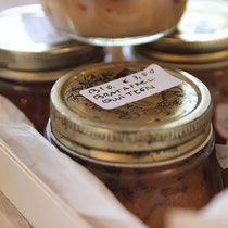 Hausgemachte Marmelade