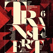 Exposition collective TRANSFERT#6 - Ancien Virgin Megastore, Bordeaux (2016)