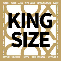 Exposition collective KING SIZE - Cox Gallery, Bordeaux (2018)