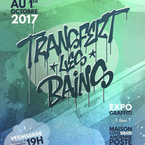 Exposition collective TRANSFERT-LES-BAINS - Andernos-Les-Bains (2017)